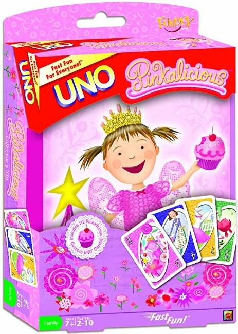 Pinkalicious Uno