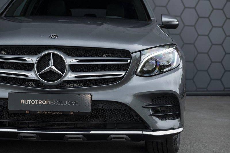 Mercedes-Benz GLC 350d AMG 4MATIC Premium Plus GLC Apple CarPlay + Verwarmde stoelen + Elektrische trekhaak + Panorama Dak afbeelding 11
