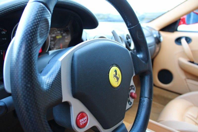 Ferrari F430 F1, Origineel NL geleverd, full ferrari history afbeelding 5