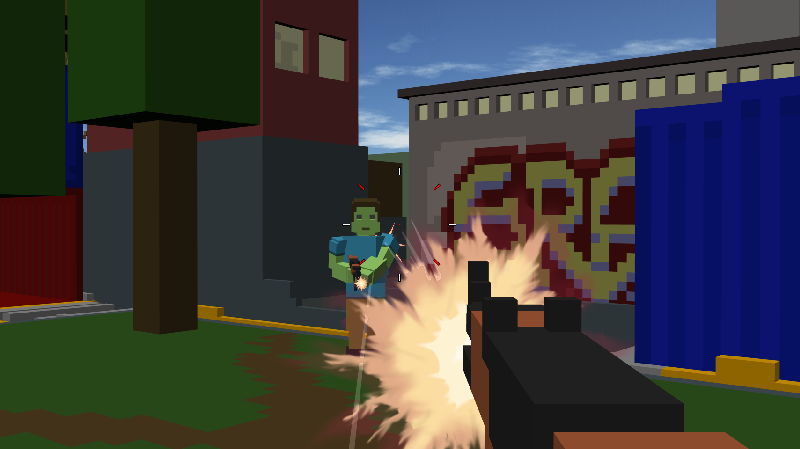 ZombiesWithGuns.io - Browser Multiplayer FPS