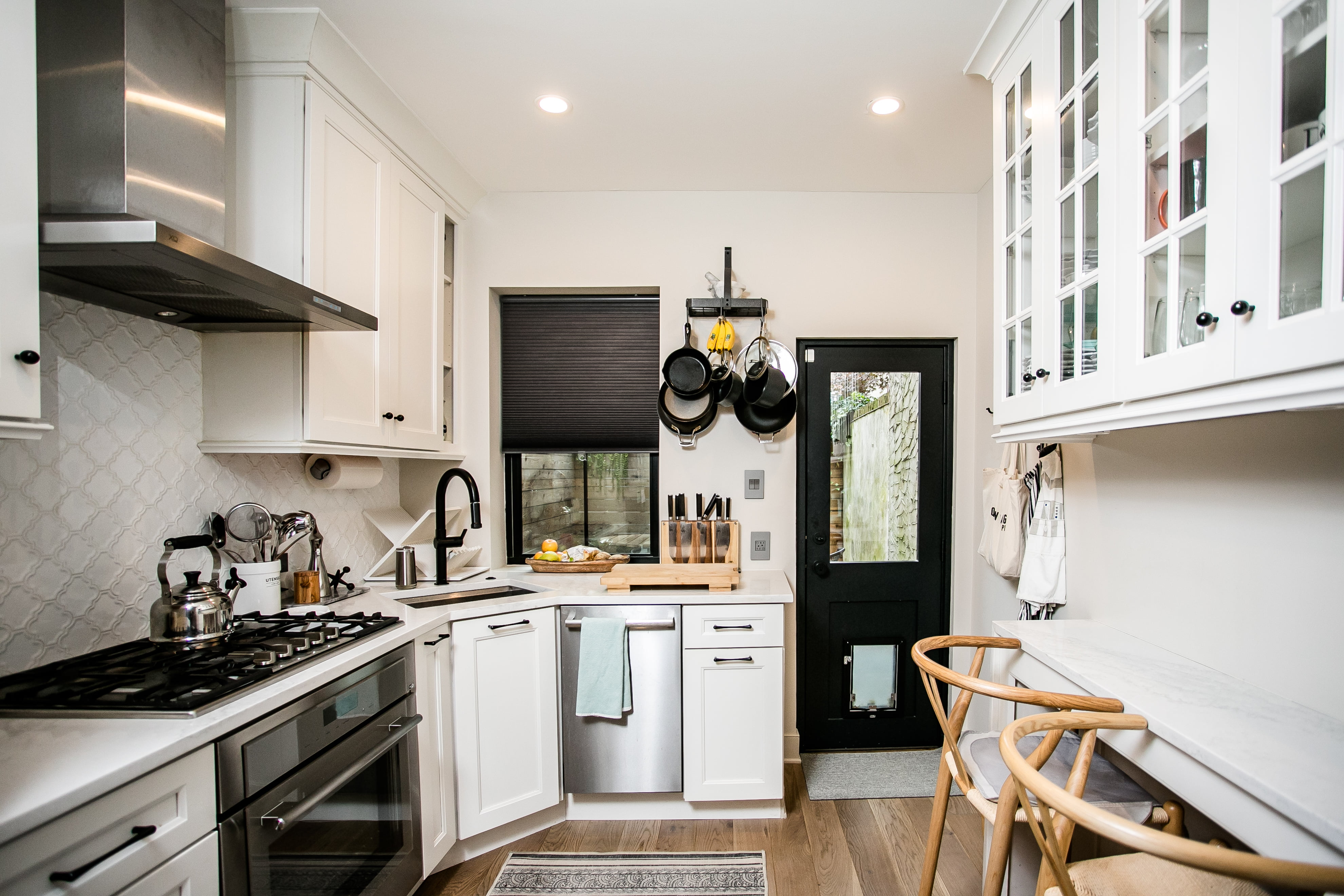 after renovation kitchen