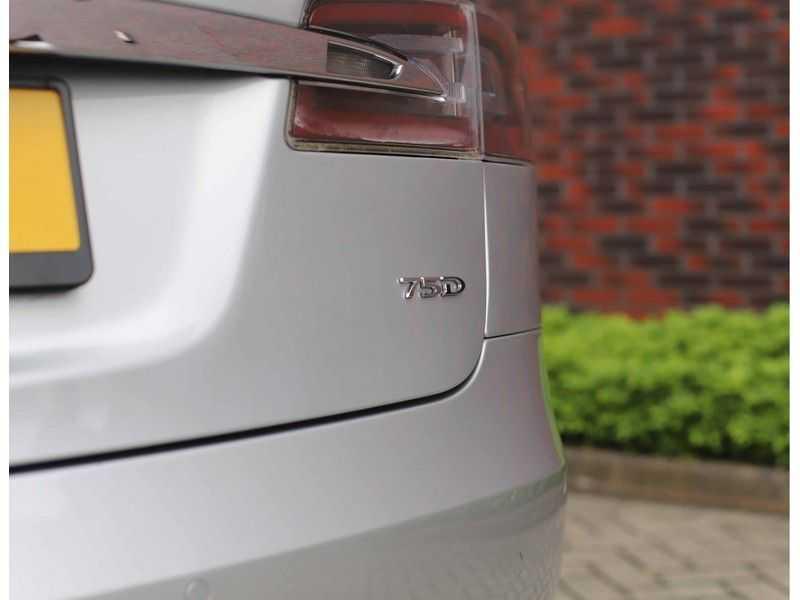 Tesla Model S 75D Base *4% t/m 06-'23*5-persoons*AutoPilot* afbeelding 16