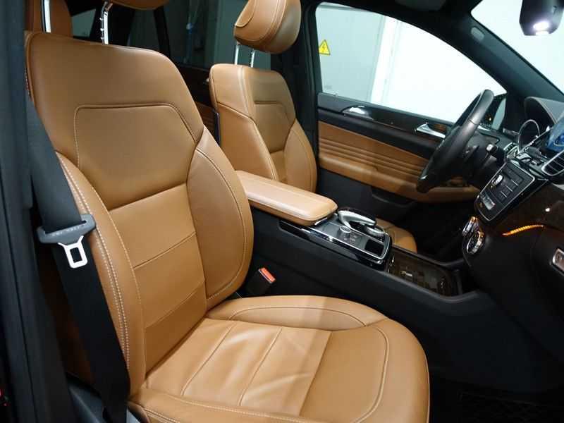 Mercedes-Benz GLE Coupé 350D AMG 4MATIC 259pk Aut- Pano, Harman/Kardon, Leer, 360 Camera afbeelding 22