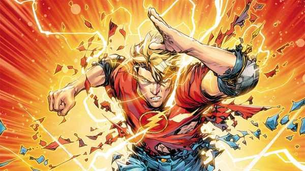 Flash Ano Um - Barry descobre os poderes