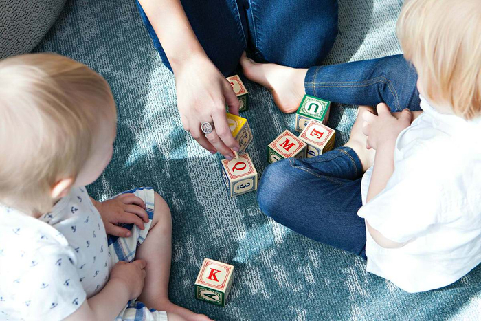 Raising kids in a multicultural environment