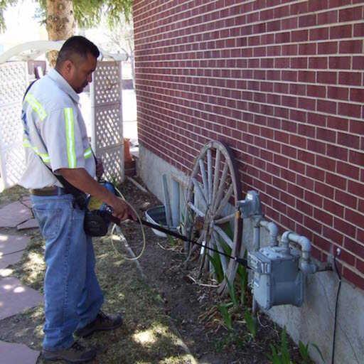 Gas Leak Survey App Image