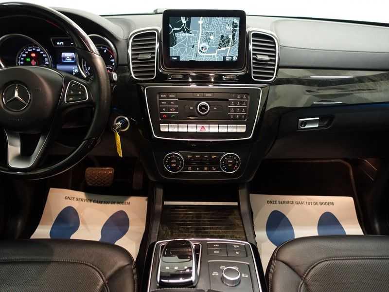 Mercedes-Benz GLE 500 e 4MATIC AMG 334pk Sport Ed Aut- Pano, Leer, 360 Camera, Massage afbeelding 9