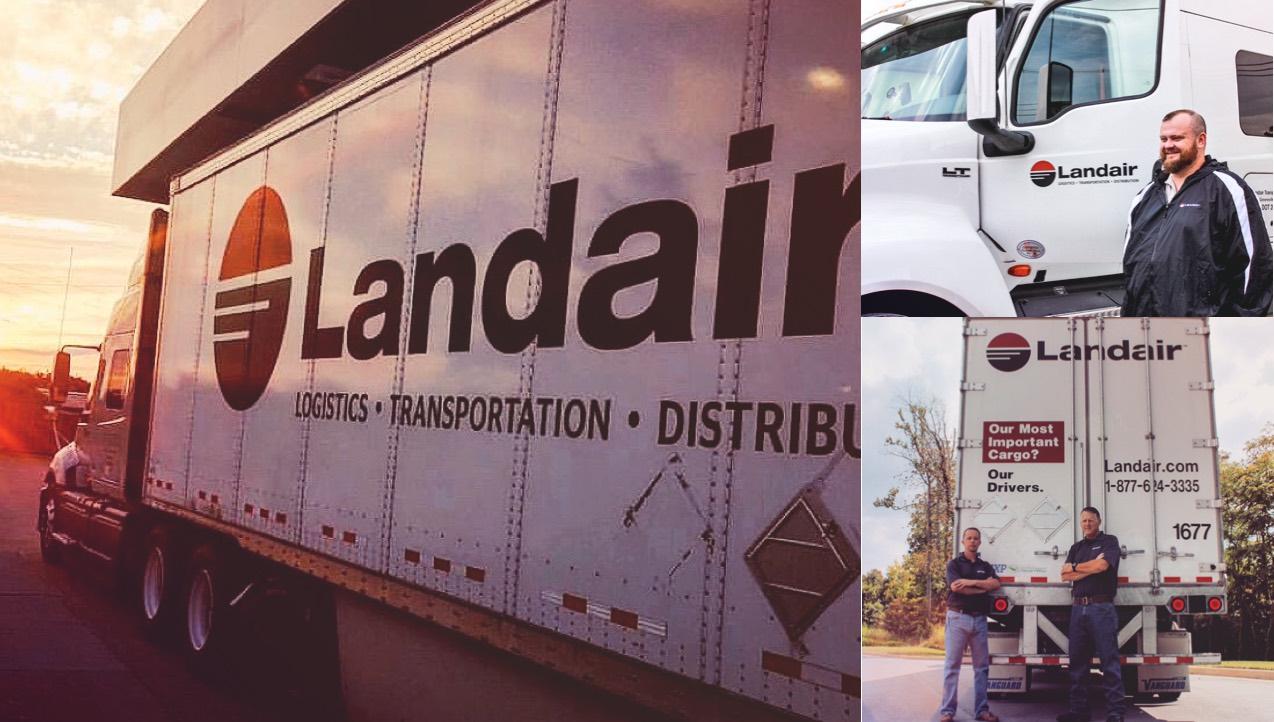 Landair Transportation challenge image