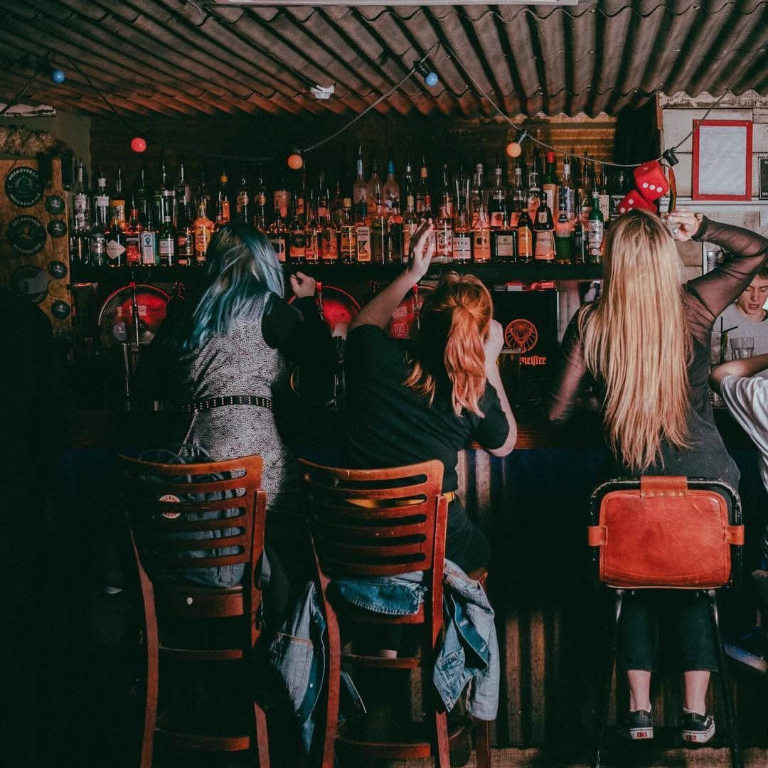 Mean-Eyed Cat Bar Leeds