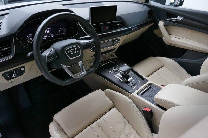 """Audi Q5 2.0 TDI quattro Design Panorama - 20""""LM afbeelding 15"""