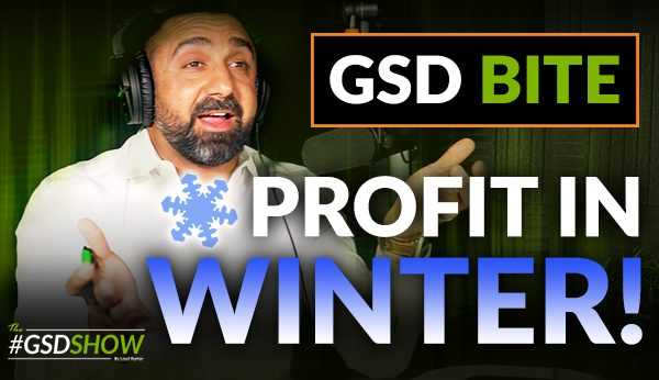 5 Reasons Fitness Studios MUST Advertise This Winter | The GSD Show