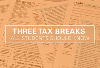 3 Tax Breaks All Students Should Know
