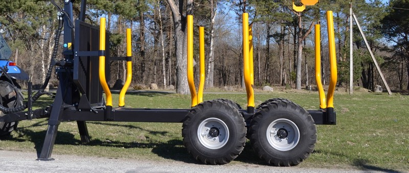 Forest trailers