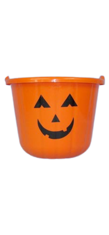 Trick Or Treat Pail photo