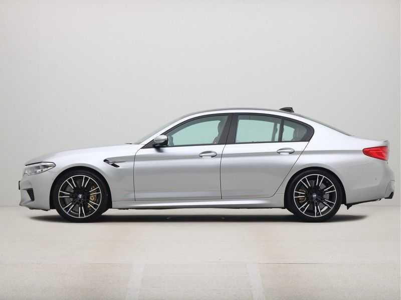 BMW M5 Individual Pure Metal Silver Nw Prijs €. 205.148.- afbeelding 5