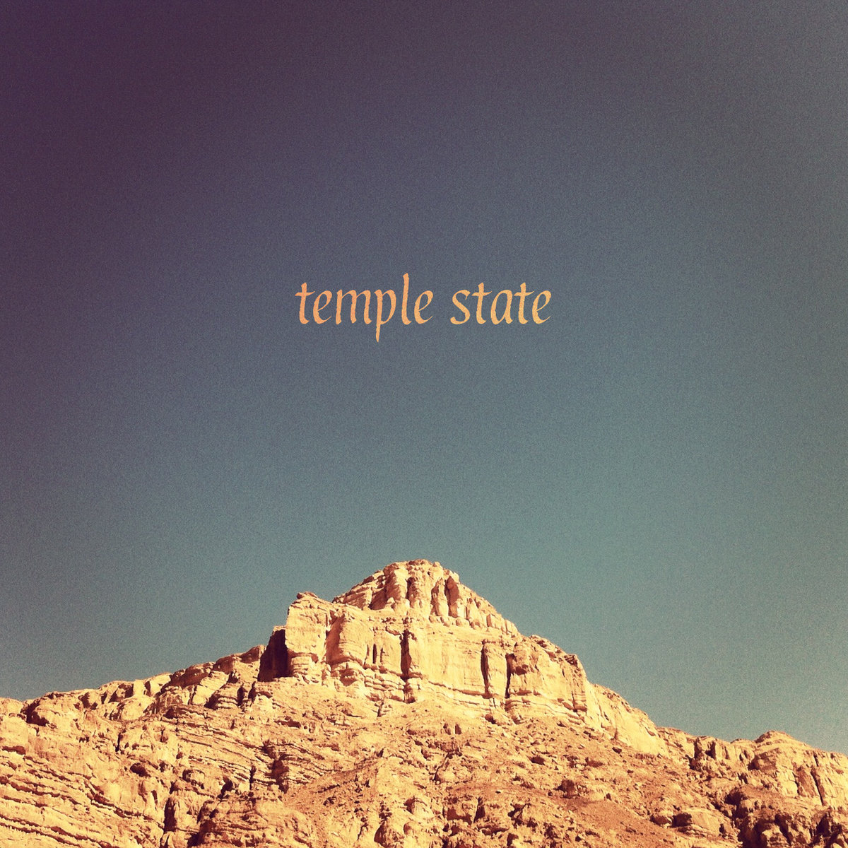 Temple State artwork