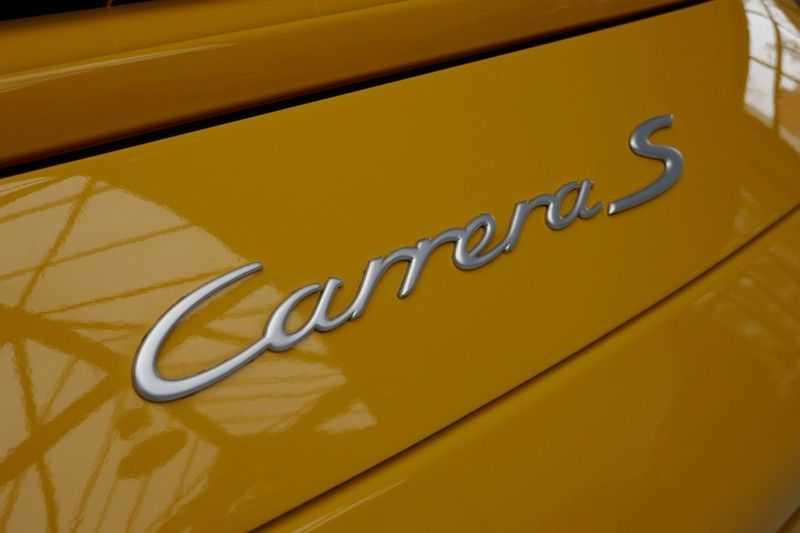 Porsche 911 3.8 Carrera S Handgeschakeld afbeelding 11
