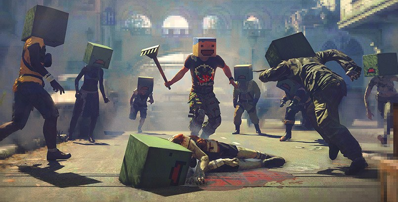 Dying Light teams up with Unturned for April Fools' Day Crossover Event!