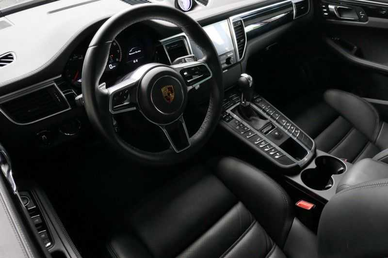 Porsche Macan 3.6 Turbo Performance - Burmester audio afbeelding 12