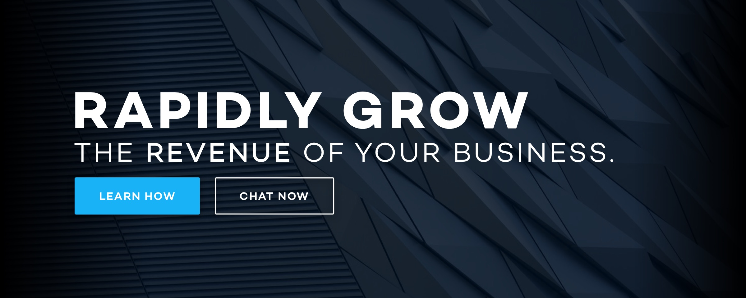 Rapidly grow the revenue of your business