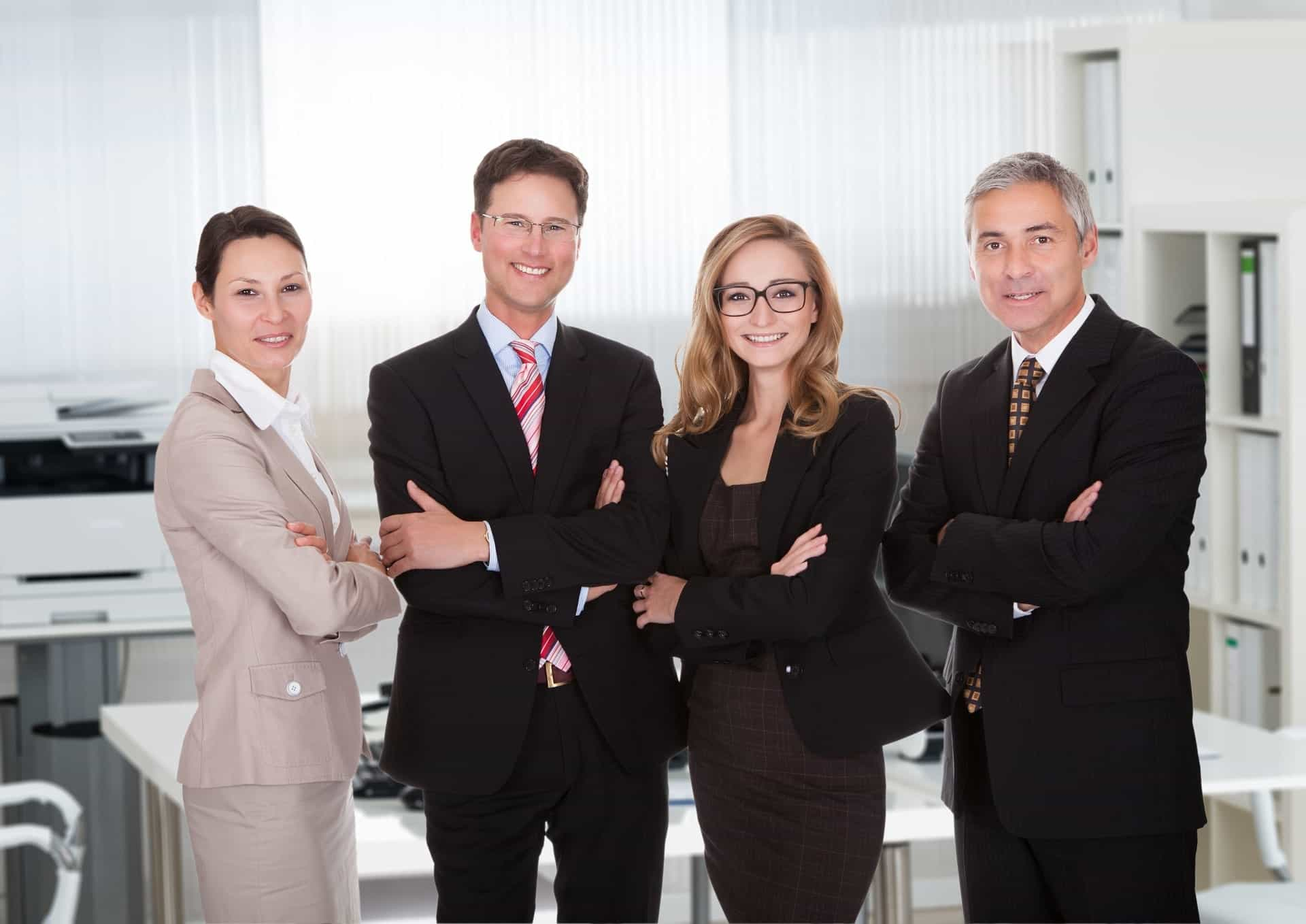 legal team supporting divorce, custody or personal protection