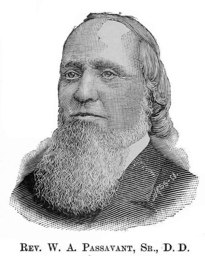 William A. Passavant
