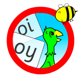icon for the spell oi and oy vowel digraphs game