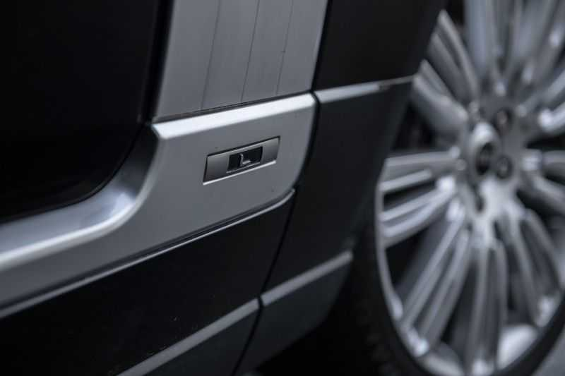Land Rover Range Rover P400e LWB Autobiography Rear Executive Class Seats afbeelding 9