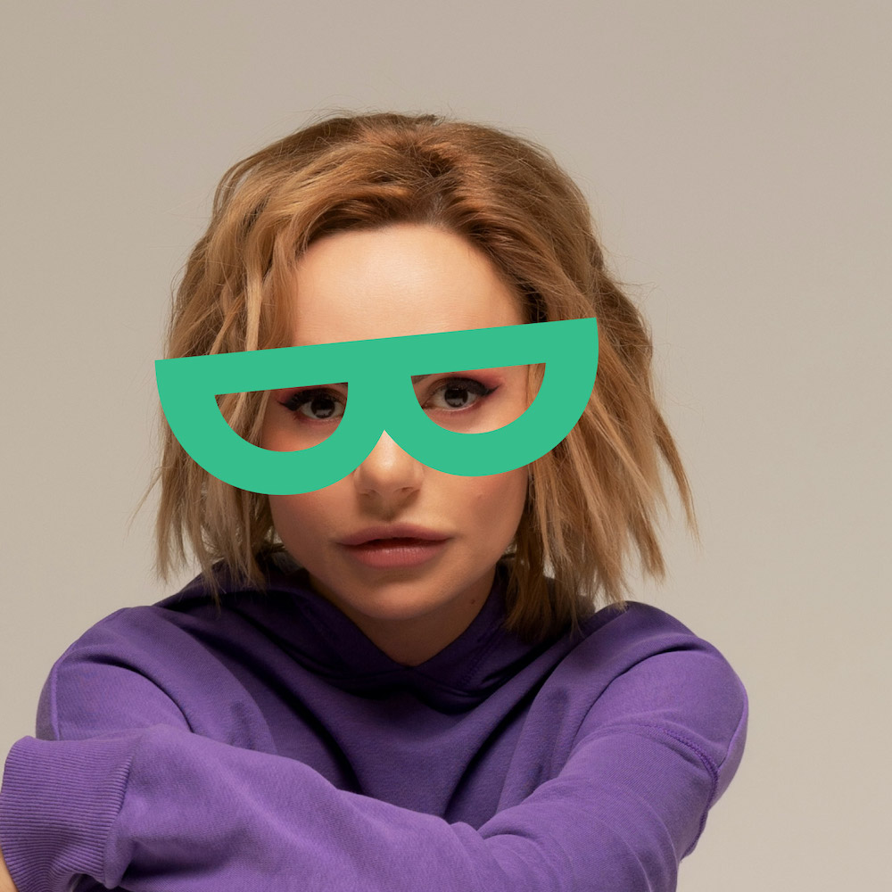Маша Цигаль планирует выйти скарантина просветленной итворчески заряженной. Фото: Дарья Чернышова