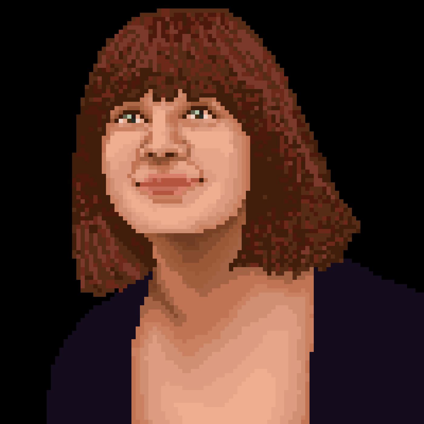 Tiina portrait