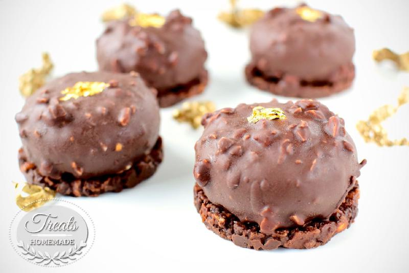 Chocolate Mousse Domes