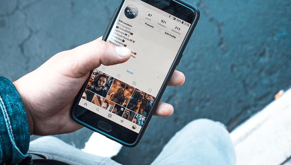 Nu kommer Instagram säga till dig att sluta använda mobilen