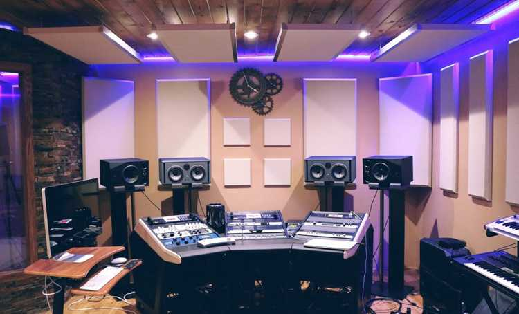 A very nice Home Studio
