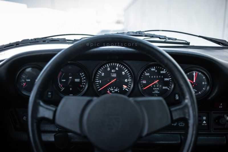 Porsche 911 930 3.3 Turbo Coupé // uitzonderlijk mooie staat // afbeelding 11