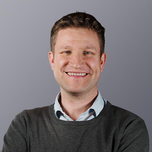 Andreas Haaskjold, CFO