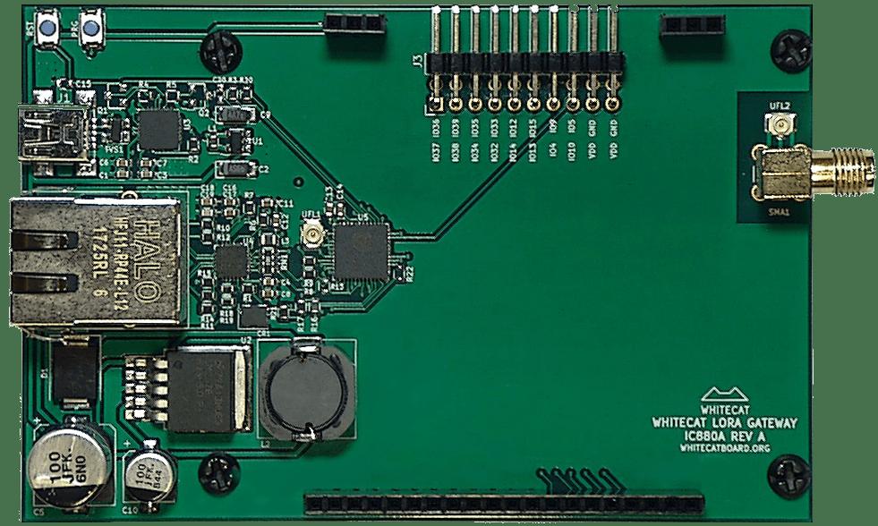 WhiteCat ESP32 N1 - Tinkerman