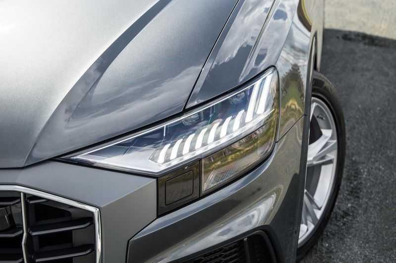 Audi Q8 55 TFSI quattro 340PK | Pano.dak | S-Line | 360 Camera | Adapt.cruise | Head-Up | B&O Advanced Sound | Massage/ventilatie/verwarmde Stoelen | Matrix LED | Full option | afbeelding 6