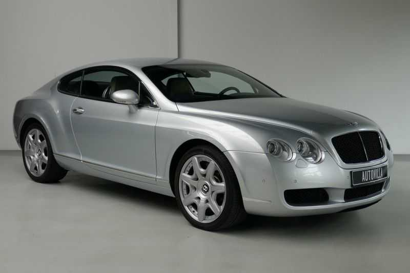 Bentley Continental GT 6.0 W12 Youngtimer afbeelding 2