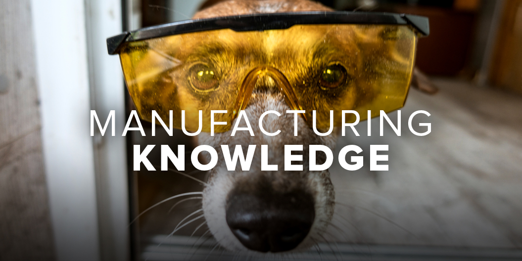 Manufacturing Knowledge
