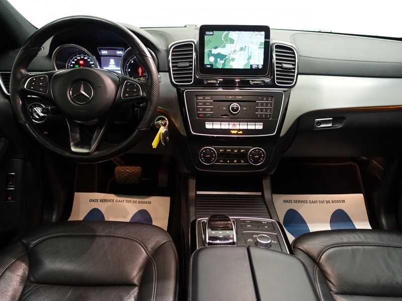 Mercedes-Benz GLE Coupé 350D AMG 4MATIC Pano, Harman/Kardon, 360 Camera, Full! afbeelding 14