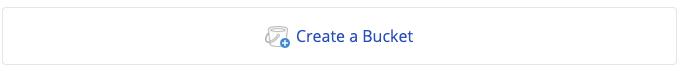 Create Backblaze button on backblaze.com