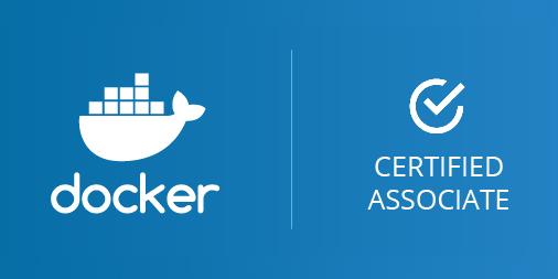 Docker Certified Associate Logo