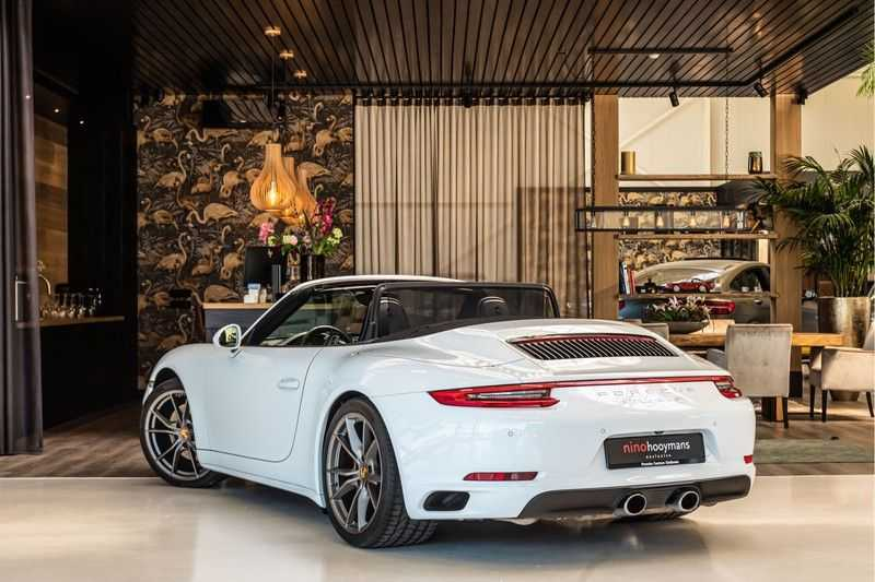 Porsche 911 Cabrio 3.0 Carrera 4S | Sportdesign | BOSE | SportChrono | Sportuitlaat | NP 184.000 afbeelding 3