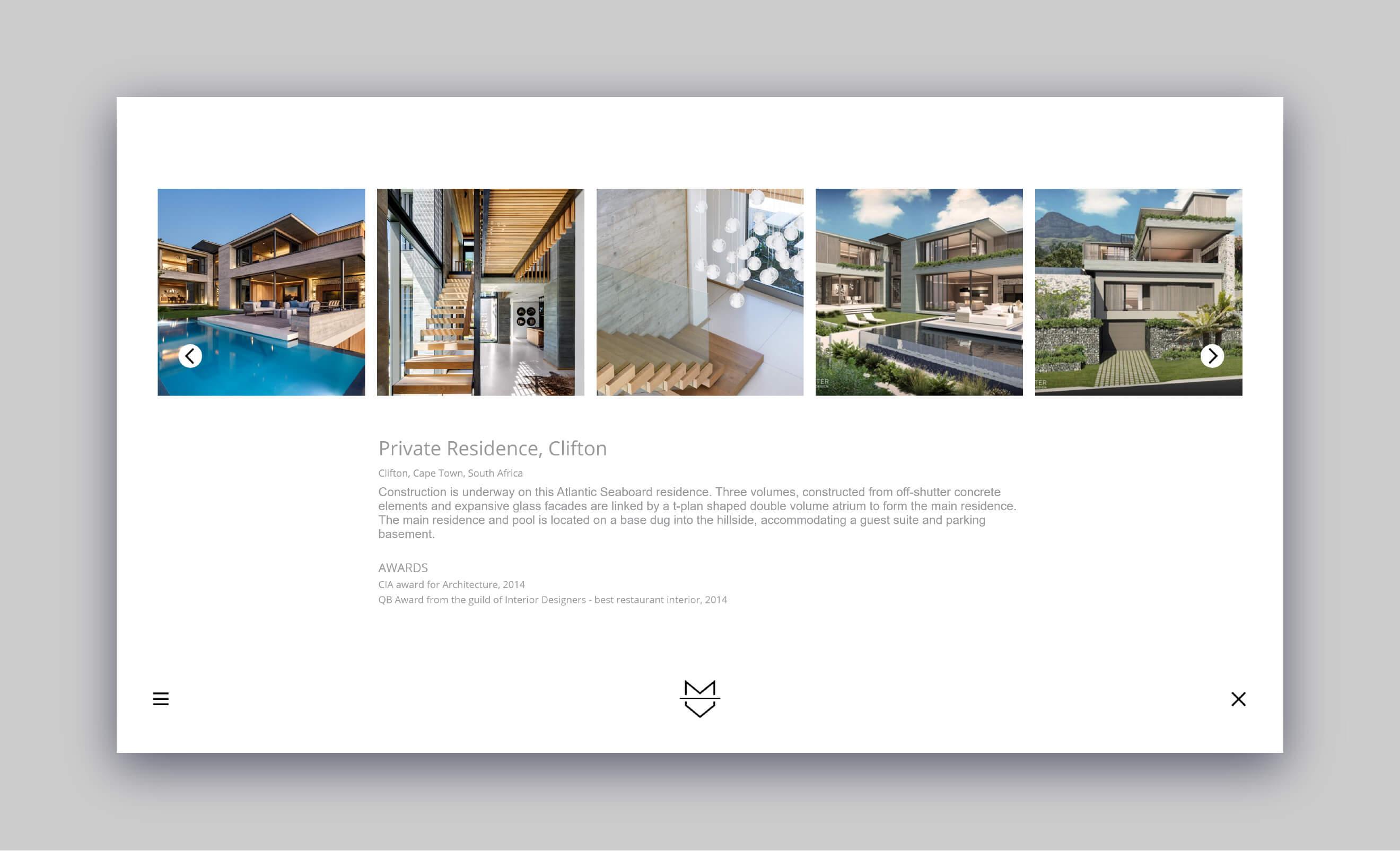 malan vorster project details modal
