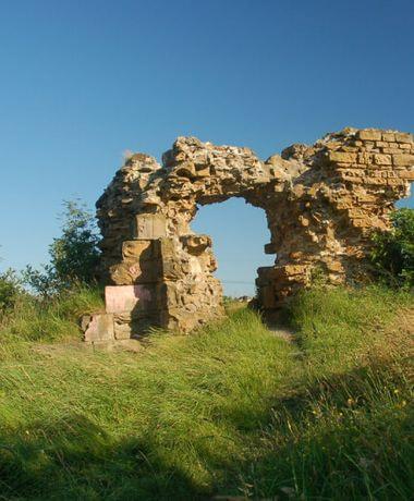 Howley Hall Ruins