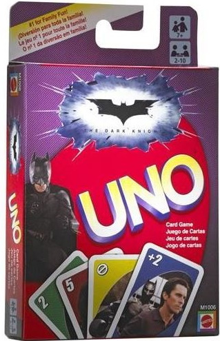 Batman: The Dark Knight Uno