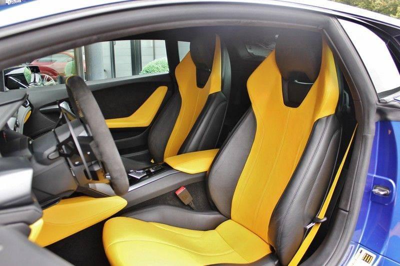 Lamborghini Huracan 5.2 V10 LP610-4 **Keramisch/Forged Carbon/Lift/Alcantara** afbeelding 5