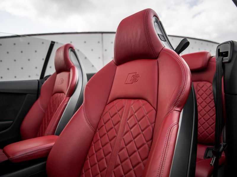 Audi S5 Cabriolet 3.0 TFSI S5 quattro Pro Line Plus 354PK | 2 x S-Line | Adapt.Cruise | Massage Stoelen | 360 Camera | afbeelding 21