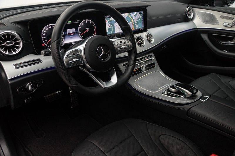 "Mercedes-Benz CLS-Klasse CLS450 AMG 367pk 4Matic Schuifdak Nightpakket Widescreen DistronicPlus Burmester SuperSportStuur Luchtvering Multibeam Keyless ComandOnline AmbientLight DAB Parktronic 20""AMG 360Camera Pdc 10/2018 afbeelding 16"