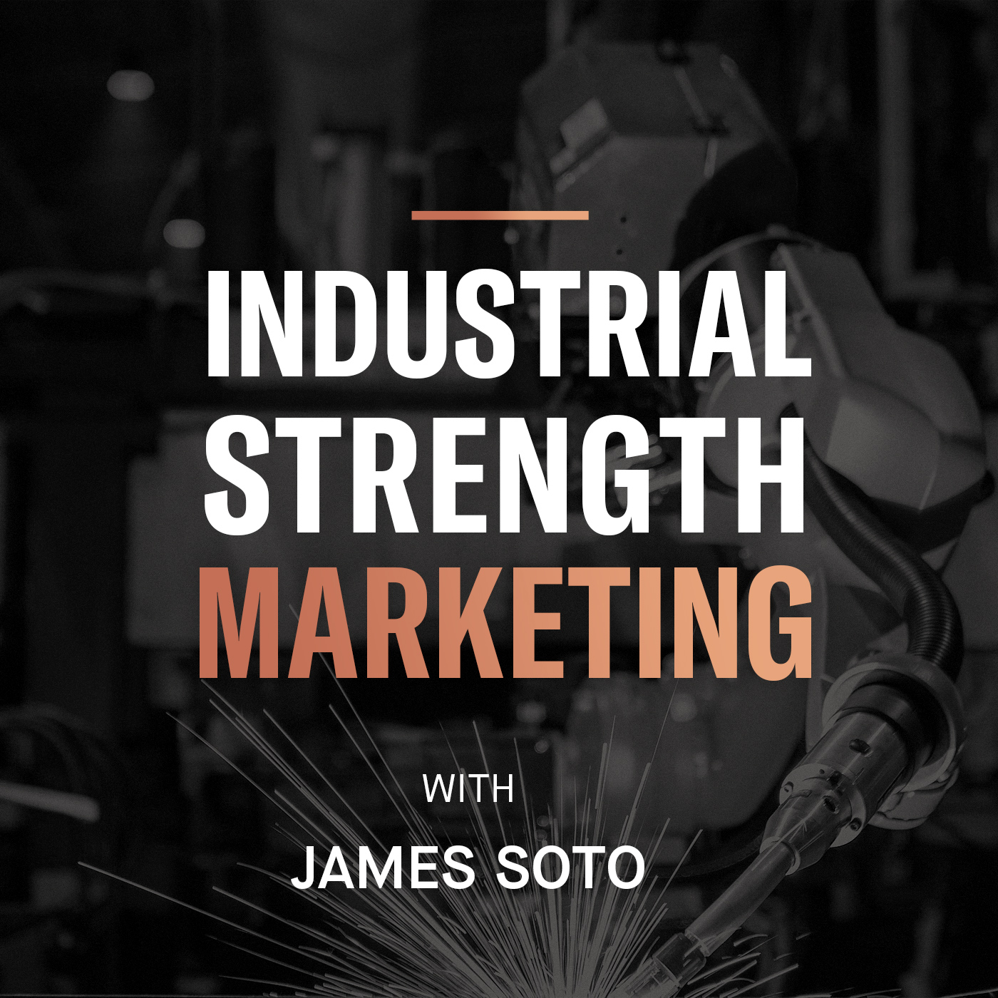 Industrial Strength Marketing Podcast - James Soto